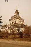 Templo Gawdaw Palin Fotografia de Stock