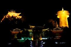 Templo grande da Buda fotos de stock royalty free