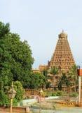 Templo grande de Tanjavur Imagem de Stock Royalty Free