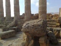 Templo grego Foto de Stock