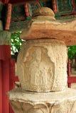 Templo Guk Sa de Bul foto de stock royalty free