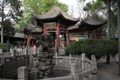 Templo halal de Xi'an fotografía de archivo