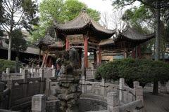 Templo halal de Xi'an fotografía de archivo libre de regalías