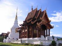 Templo hermoso Fotografía de archivo libre de regalías