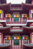 Templo hermoso Imagenes de archivo