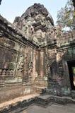 Templo hermoso del som de TA en Camboya Fotos de archivo libres de regalías