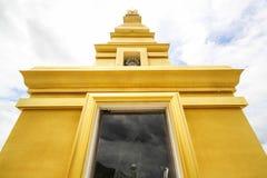 Templo hermoso en la provincia de Nong Bua Lamphu, Tailandia Imagenes de archivo