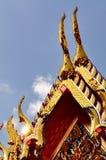 Templo hermoso en Tailandia Foto de archivo