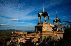 Templo hermoso en Tailandia Imagen de archivo