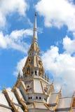 Templo hermoso tailandés foto de archivo