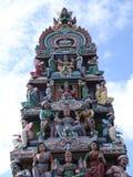 Templo hindú Imagenes de archivo