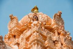 Templo hindú Fotografía de archivo libre de regalías