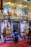 Templo hindú imagen de archivo libre de regalías