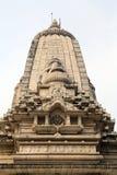 Templo hindú de Birla Mandir en Kolkata Imagen de archivo