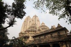 Templo hindú de Birla Mandir en Kolkata Foto de archivo libre de regalías