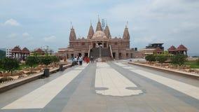 Templo hindú de dios fotografía de archivo
