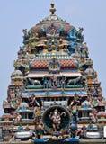 Templo hindú de Ganapati Foto de archivo libre de regalías