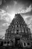 Templo hindú de Hampi fotos de archivo
