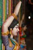Templo hindú de Trincomalee en Sri Lanka imagenes de archivo