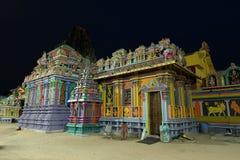Templo hindú de Trincomalee en Sri Lanka fotografía de archivo