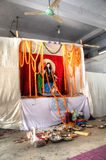 Templo hindú en Chittagong, Bangladesh Fotos de archivo