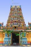 Templo hindú en Kuala Lumpur Malasia Foto de archivo