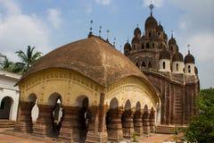 Templo hindú en la India fotografía de archivo