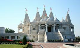 Templo hindú en Toronto Foto de archivo