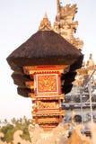 Templo hindú, ful lunes, Nusa Penida, Indonesia de las pagodas del ingenio Imagen de archivo libre de regalías