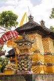 Templo hindú, Nusa Penida, Indonesia Foto de archivo