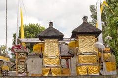 Templo hindú, Nusa Penida, Indonesia Imagen de archivo