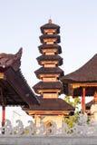 Templo hindú, Nusa Penida, Indonesia de las pagodas Fotografía de archivo