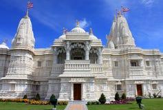 Templo hindú Shri Swaminarayan Mandir de Toronto Fotos de archivo