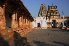Templo hindú viejo Imágenes de archivo libres de regalías
