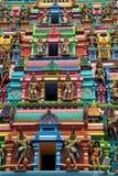 Templo Hindu Fotografia de Stock Royalty Free