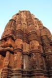 Templo Hindu antigo em Orissa, India. fotos de stock