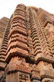 Templo Hindu antigo em Orissa, India. Fotografia de Stock Royalty Free