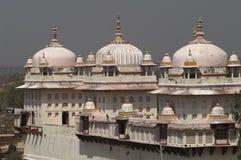 Templo Hindu cor-de-rosa Imagens de Stock