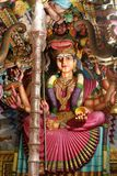 Templo hindu de Trincomalee em Sri Lanka fotos de stock royalty free