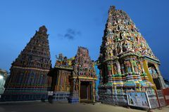 Templo hindu de Trincomalee em Sri Lanka Fotografia de Stock