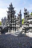 Templo Hindu, Geretek, Bali, Indonésia Foto de Stock