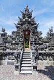 Templo Hindu, Geretek, Bali, Indonésia imagem de stock