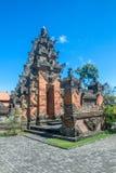 Templo hindu velho em bali imagens de stock royalty free