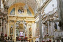 Templo I de Santisima Trinidad Fotos de archivo