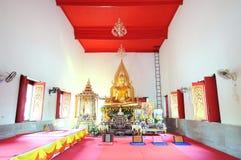 Templo interior Fotos de archivo libres de regalías