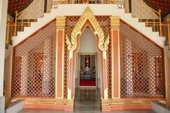 templo interno do teste padrão Imagem de Stock