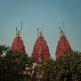 Templo Jain de Digambar Foto de Stock Royalty Free