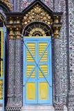 Templo Jain, Kolkata Fotografía de archivo libre de regalías
