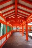 Templo japonés imagenes de archivo