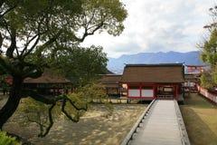 Templo japonés Imágenes de archivo libres de regalías